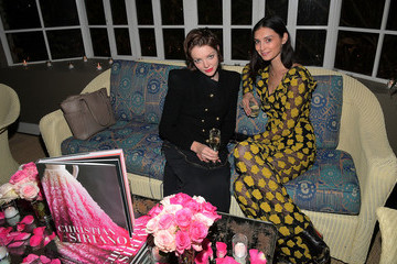 Anna Schilling Christian Siriano Celebrates the Launch of His New Book 'Dresses to Dream About' in Los Angeles