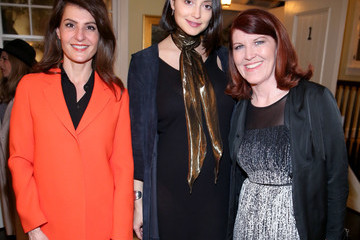 Anna Schilling Christian Siriano Dinner & Launch Of First Ever Handbag Collection In Los Angeles