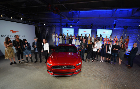 Mustang Unleashed New Collection Presentation