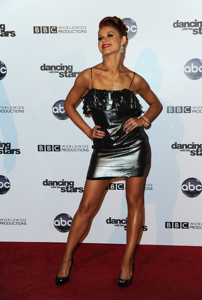 Dancing   Stars on Dancing With The Stars  200th Episode Party On November 1  2010 In Los
