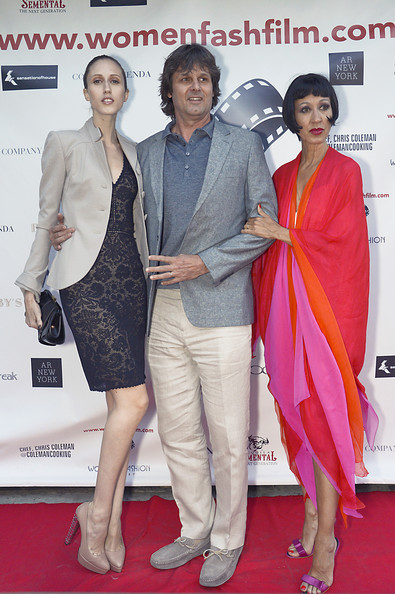 Arrivals at the Women & Fashion FilmFest Launch Party