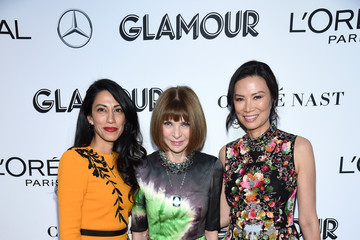 Anna Wintour 2018 Glamour Women Of The Year Awards: Women Rise - Arrivals