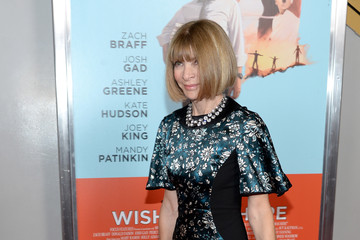 Anna Wintour 'Wish I Was Here' Screening in NYC
