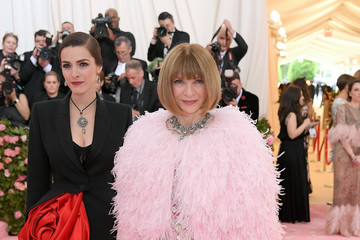 Anna Wintour Bee Carrozzini The 2019 Met Gala Celebrating Camp: Notes On Fashion - Arrivals