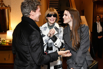 Anna Wintour Bee Shaffer Lincoln Center Honors Bonnie Hammer at American Songbook Gala - Inside