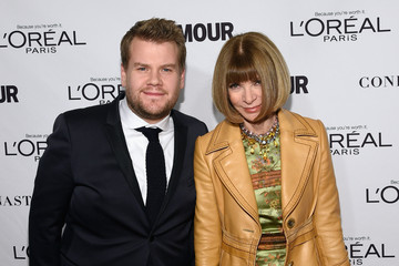 Anna Wintour  Cindi Leive Honors the Women of the Year