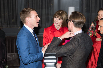 Anna Wintour Hamish Bowles 'The Happy Prince' New York Screening - After Party
