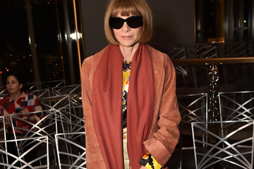 Anna Wintour Prabal Gurung - Front Row - February 2020 - New York Fashion Week: The Shows