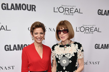 Anna Wintour Glamour Celebrates 2017 Women of the Year Awards - Arrivals