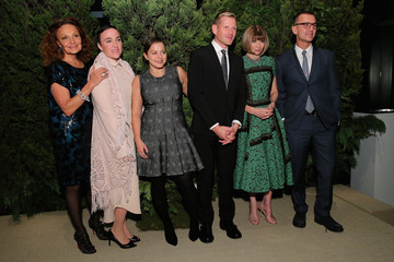 Anna Wintour Steven Kolb 11th Annual CFDA/Vogue Fashion Fund Awards - Reception