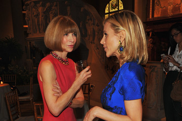 Anna Wintour Tory Burch HBO's In Vogue: The Editor's Eye Screening At The Met