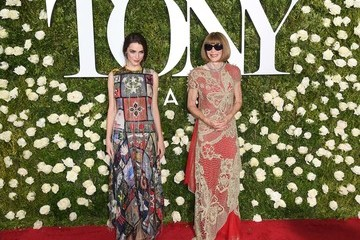 Anna Wintour 2017 Tony Awards - Arrivals