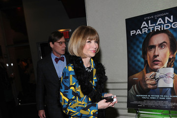 Anna Wintour 'Alan Partridge' Screening in NYC