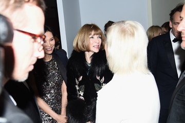 Anna Wintour 2016 Guggenheim International Gala Made Possible By Dior