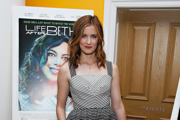 "Anna Wood ""Life After Beth"" New York Screening - Arrivals"