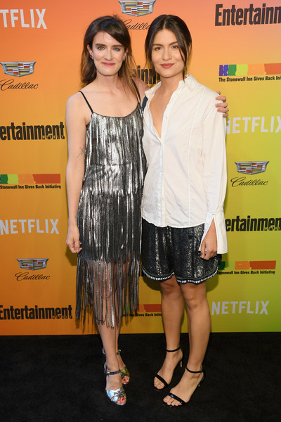 Entertainment Weekly Celebrates Its Annual LGBTQ Issue At The Stonewall Inn In New York - Arrivals