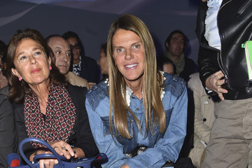 Anna dello Russo Moncler Gamme Rouge : Front Row - Paris Fashion Week Womenswear Spring/Summer 2017