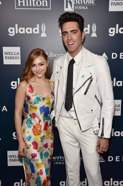 28th Annual GLAAD Media Awards - Red Carpet & Cocktails