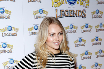 AnnaSophia Robb Arrivals at the 'Legends' Show
