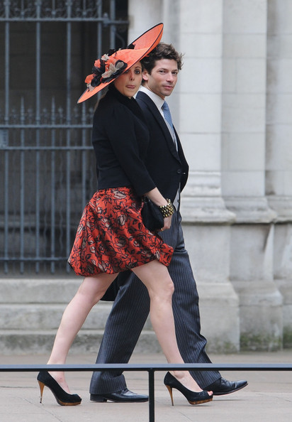 annabel ballin pictures royal wedding arrivals zimbio