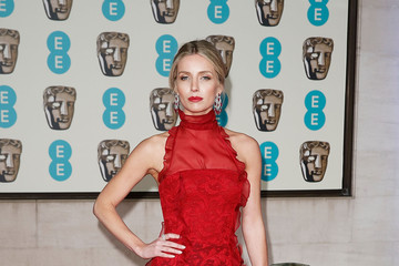 Annabelle Wallis EE British Academy Film Awards After Party Dinner - Red Carpet Arrivals