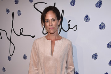 Annabeth Gish Tyler Ellis Celebrates the 5th Anniversary and Launch of Tyler Ellis x Petra Flannery Collection - Arrivals