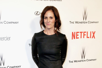 Annabeth Gish The Weinstein Company and Netflix Golden Globes Party — Part 2