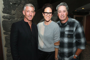 Annabeth Gish Wade Allen MR PORTER Celebrates 'The Hollywood Reporter's Annual Watch Issue