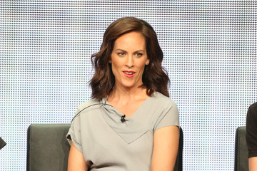 Annabeth Gish 2013 Summer TCA Tour - Day 10