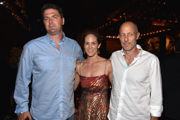 Annabeth Gish 'The Bridge' Afterparty in West Hollywood