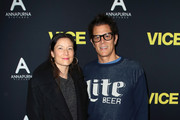 Johnny Knoxville and Naomi Nelson Photos Photo