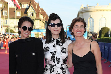 Anne Berest 'Galveston' : Premiere - 44th Deauville American Film Festival