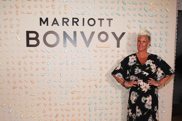 Anne Burrell WME Chef Kickoff Party Presented By Marriott Bonvoy At The South Beach Wine & Food Festival