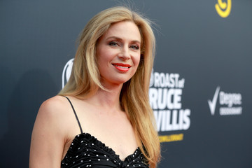 Anne Dudek Comedy Central Roast Of Bruce Willis - Red Carpet