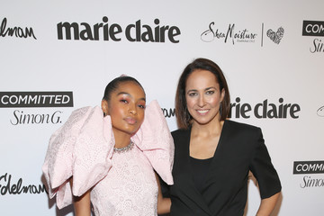 Anne Fulenwider Marie Claire Celebrates Fifth Annual 'Fresh Faces' in Hollywood With SheaMoisture, Simon G. And Sam Edelman - Arrivals