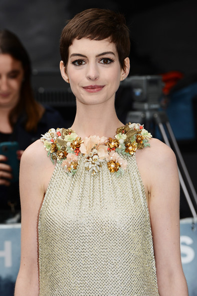 Anne Hathaway - The Dark Knight Rises - European Premiere