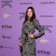 """Anne Hathaway 2020 Sundance Film Festival - """"The Last Thing He Wanted"""" Premiere"""