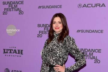 "Anne Hathaway 2020 Sundance Film Festival - ""The Last Thing He Wanted"" Premiere"