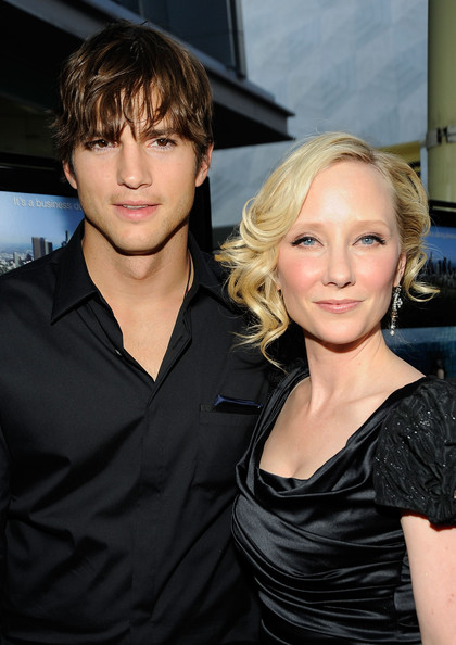 Anne Heche And Ashton Kutcher Photos Photos Los Angeles