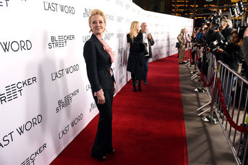 Anne Heche Premiere of Bleecker Street Media's 'The Last Word' - Red Carpet