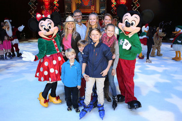 Anne Heche Disney On Ice Presents Let's Celebrate!