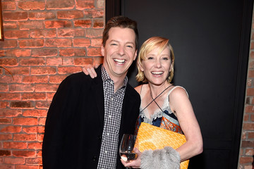Anne Heche Entertainment Weekly And PEOPLE Upfronts Party At Second Floor In NYC Presented By Netflix And Terra Chips - Inside