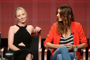 Anne Heche 2014 Summer TCA Tour: Day 6