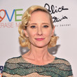 Anne Heche 25th Annual Race To Erase MS Gala - Red Carpet