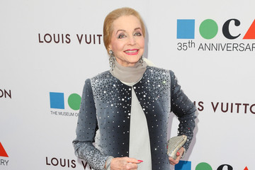 Anne Jeffreys The Museum Of Contemporary Art, Los Angeles, Celebrates 35th Anniversary Gala Presented By Louis Vuitton - Arrivals