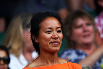 Anne Keothavong Day Six: The Championships - Wimbledon 2018