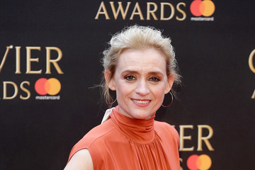 Anne-Marie Duff The Olivier Awards With Mastercard - Red Carpet Arrivals