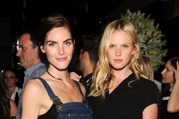 Anne V Jennifer Fischer New York City Flagship Store Opening