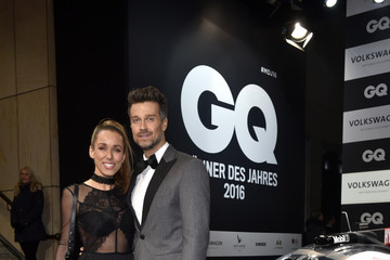 Annemarie Carpendale Red Carpet Arrivals - GQ Men of the Year Award 2016