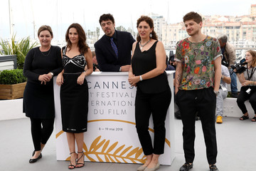 Annemarie Jacir Jury Un Certain Regard Photocall - The 71st Annual Cannes Film Festival